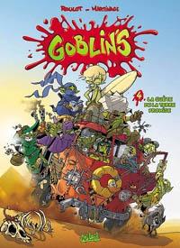 Les Goblin's : La quête de la terre promise #4 [2010]