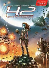 42 agents intergalactiques : Shaÿn #3 [2010]