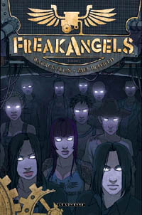 Freak Angels, volume 1 [2010]