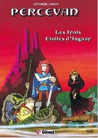 Percevan : Les trois étoiles d'Ingaar #1 [1982]
