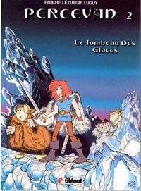 Percevan : Le Tombeau Des Glaces [#2 - 1983]