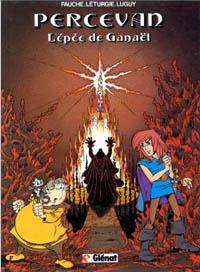 Percevan : L'épée de Ganaël #3 [1984]
