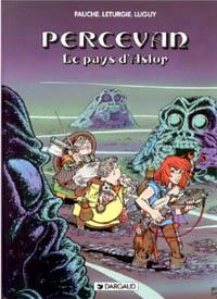 Percevan : Le pays d'Aslor #4 [1996]