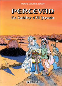 Percevan : Le Sablier d'El Jerada #5 [1996]