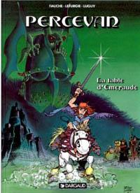 Percevan : La Table d'Emeraude #8 [1996]
