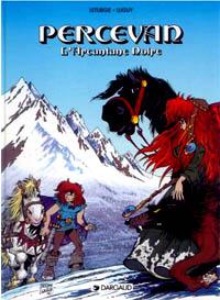 Percevan : L'arcantane noire #9 [1996]