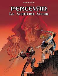 Percevan : Le septième sceau #12 [2004]
