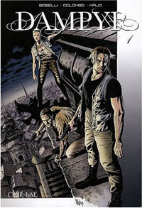 Dampyr : Le fils du diable [#1 - 2008]