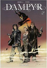 Dampyr : Fantome de sable #2 [2008]