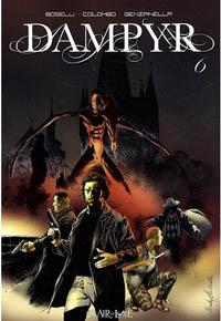 Dampyr : Des ténèbres - Elixir du diable #6 [2009]