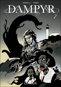 Dampyr : Cauchemar flamand - Lles tueurs de vampires [#7 - 2009]