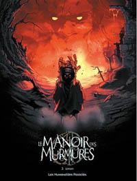 Le Manoir des Murmures : Simon #3 [2010]