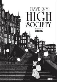 Une aventure de Cerebus : High Society #1 [2010]