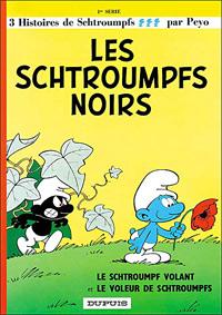 Les Schtroumpfs : Schtroumpfs noirs [#1 - 1963]