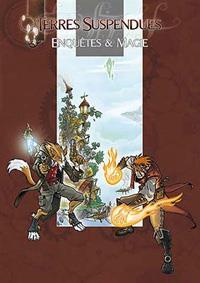Les Terres Suspendues 2ème édition [2008]
