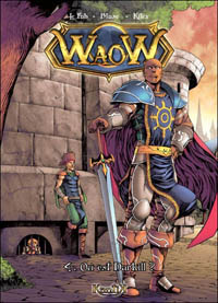 Waow : Où est Darkill ? #4 [2009]