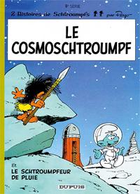 Les Schtroumpfs : Le Cosmoschtroumpf #6 [1970]