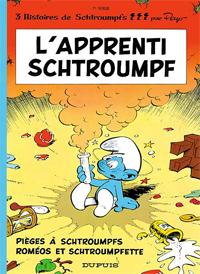 Les Schtroumpfs : L'Apprenti Schtroumpf #7 [1971]