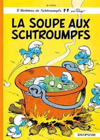 Les Schtroumpfs : La Soupe aux Schtroumpfs #10 [1976]