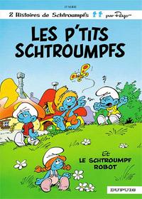 Les Schtroumpfs : Les P'tits Schtroumpfs [#13 - 1988]