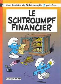 Les Schtroumpfs : Le Schtroumpf financier #16 [1992]