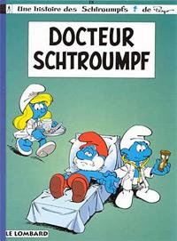 Les Schtroumpfs : Docteur Schtroumpf #18 [1996]