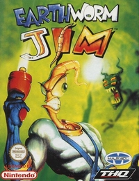 Earthworm Jim #1 [2001]