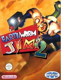 Earthworm Jim 2 [1996]