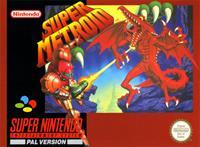 Super Metroid - Console Virtuelle
