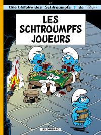 Les Schtroumpfs joueurs #23 [2005]