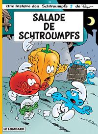 Les Schtroumpfs : Salade de Schtroumpfs #24 [2010]