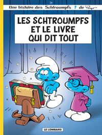 Les Schtroumpfs et le livre qui dit tout #26 [2008]