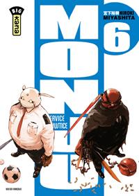 Monju, au service de la justice : Monju [#6 - 2010]