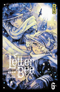 Letter Bee #6 [2010]
