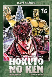 Ken le survivant : Hokuto no ken, Fist of the north star #16 [2010]
