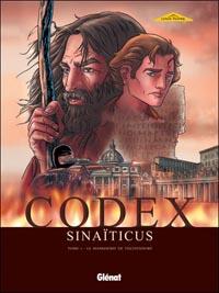 Codex Sinaïticus : Le manuscrit de Tischendorf [#1 - 2008]