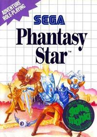 Phantasy Star [#1 - 1988]