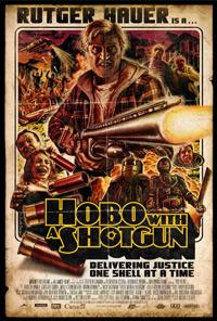 Hobo With a Shotgun [2011]