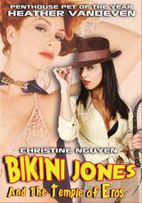 Bikini Jones and the Temple of Eros