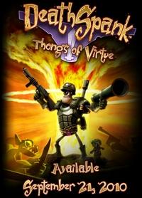 DeathSpank : Thongs of Virtue [2010]
