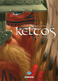 Keltos : La Grande Quête [#2 - 2010]