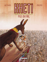 Kheti, fils du Nil : Le Jugement d'Osiris [#4 - 2010]