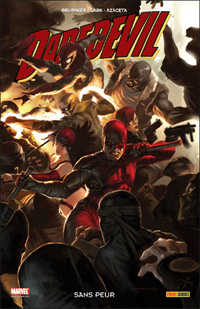 100% Marvel Daredevil : Sans Peur #17 [2009]