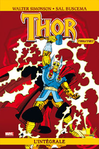 Collection Thor l'Intégrale : Thor l'Intégrale : 1986-1987 #4 [2010]