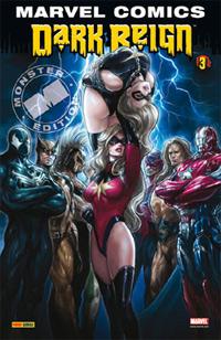 Marvel : Monster M Dark Reign Edition : Dark reign #3 [2010]