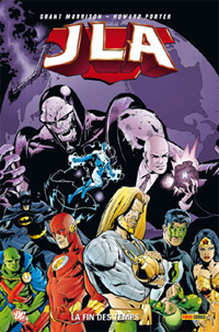 Collection DC : JLA - La fin des temps [2010]