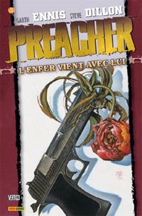 Preacher : Intégrale : L'enfer vient avec lui... #8 [2010]