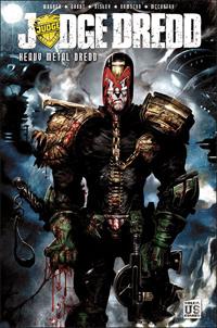 Judge Dredd : Heavy metal dredd [2010]