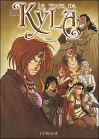 La tour de Kyla : Prince Caspied #4 [2010]