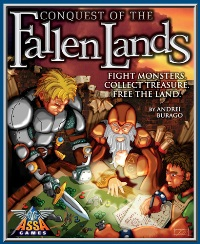 Conquest of the Fallen Lands [2005]